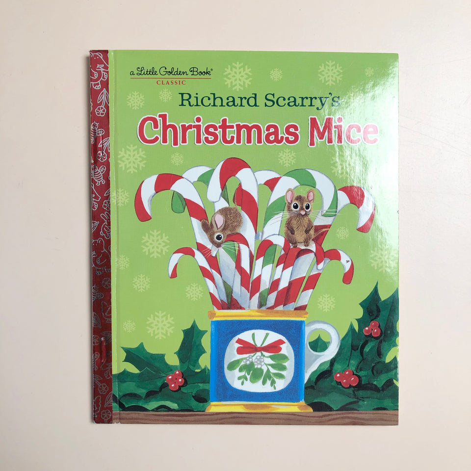 Richard Scarry's: Christmas Mice