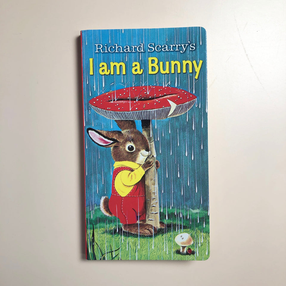 I am a Bunny: Board Book