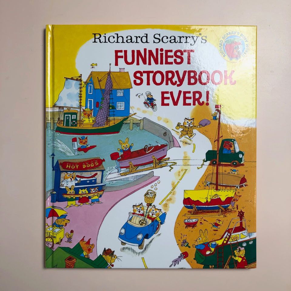 Richard Scarry's: Funniest Storybook Ever