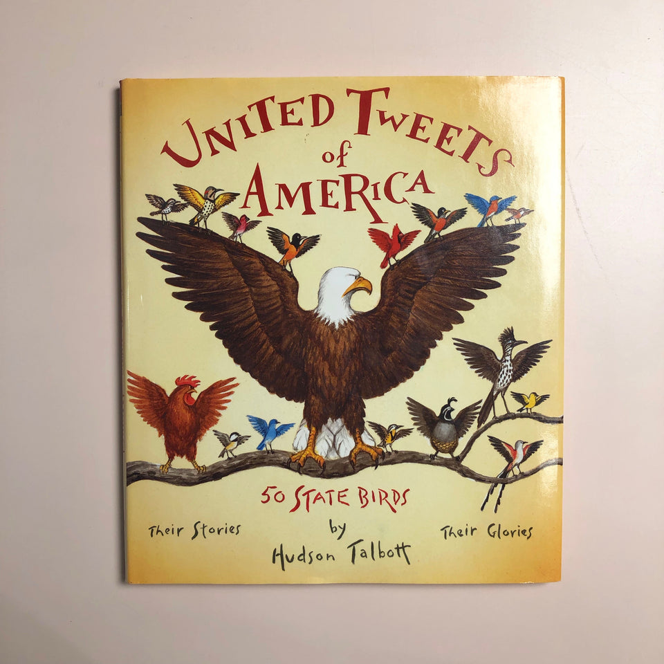 United Tweets of America: 50 State Birds