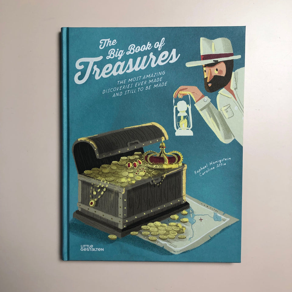 The Big Book of Treasures