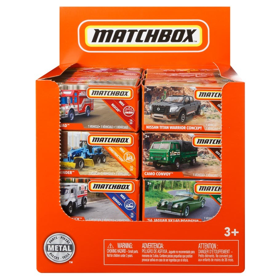 Matchbox: Power Grab