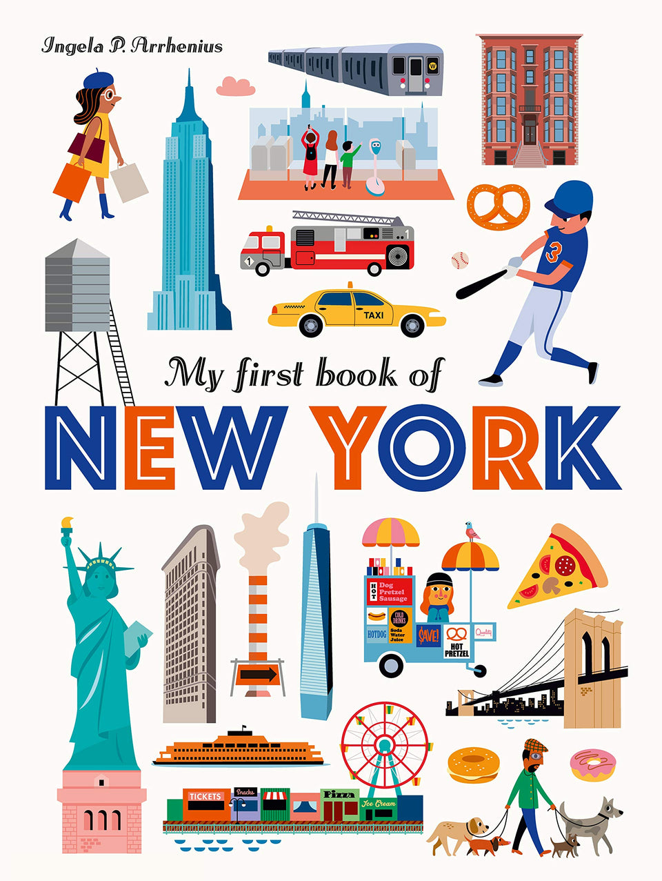 My First Book of New York