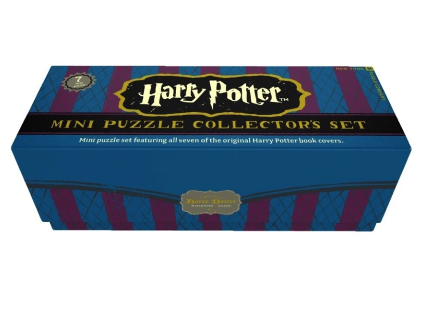 Harry Potter Mini Puzzle Collection Set