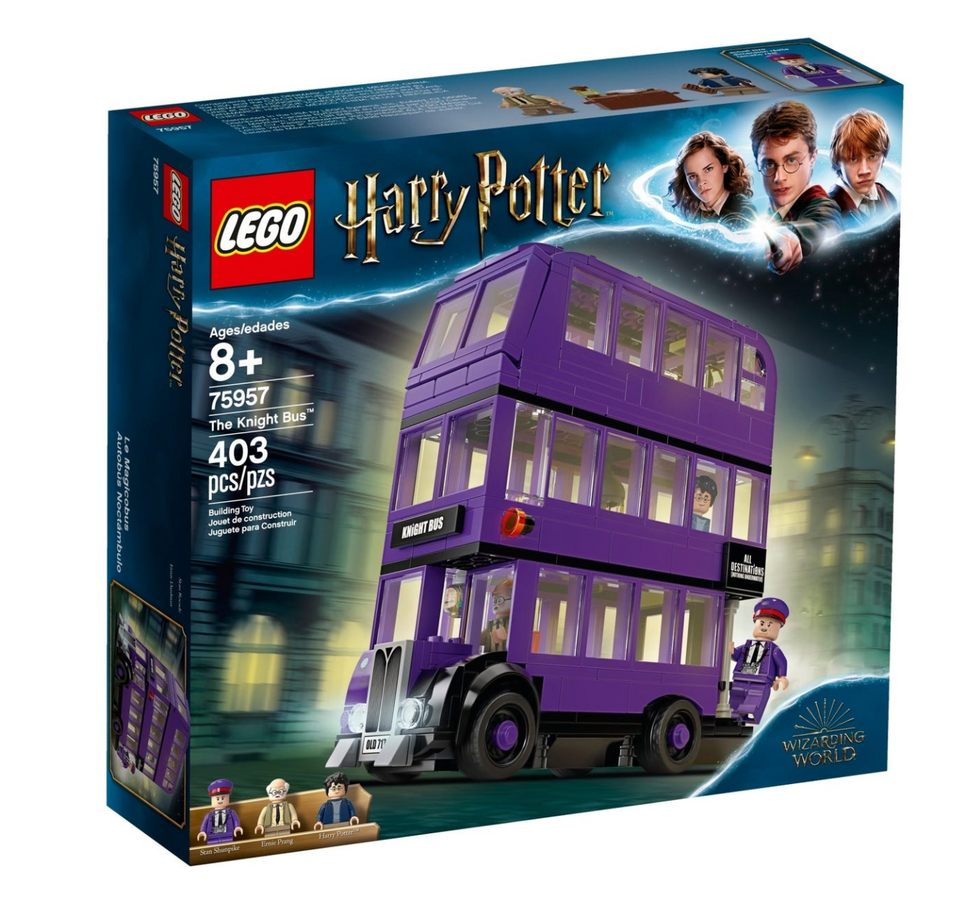 Lego Harry Potter: The Knight Bus