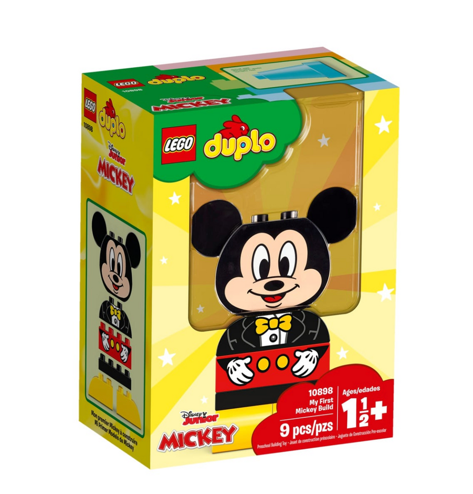 Lego Duplo: My First Mickey