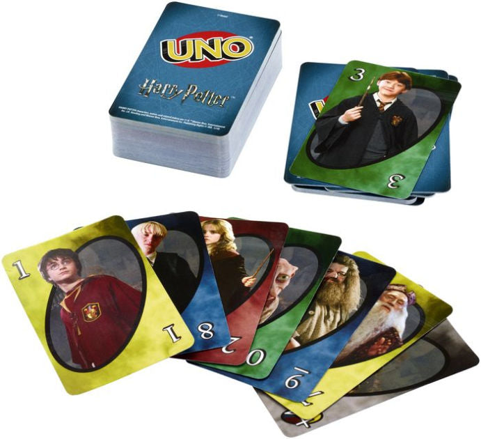 Uno: Harry Potter