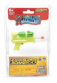 World's Smallest: Super Soaker
