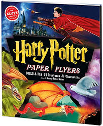 Harry Potter Paper Flyers