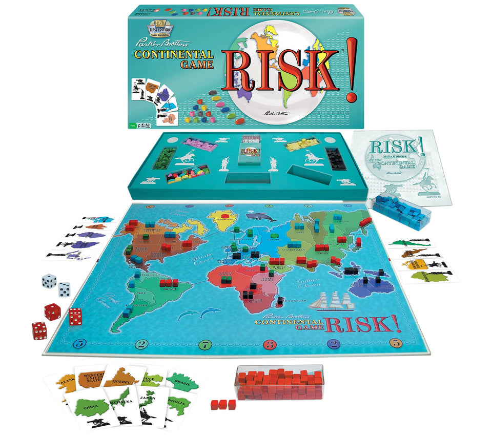 Risk: 1959 Edition