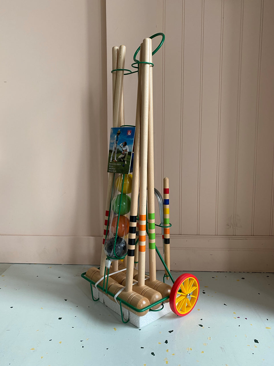 Croquet: 6 Player Trolley