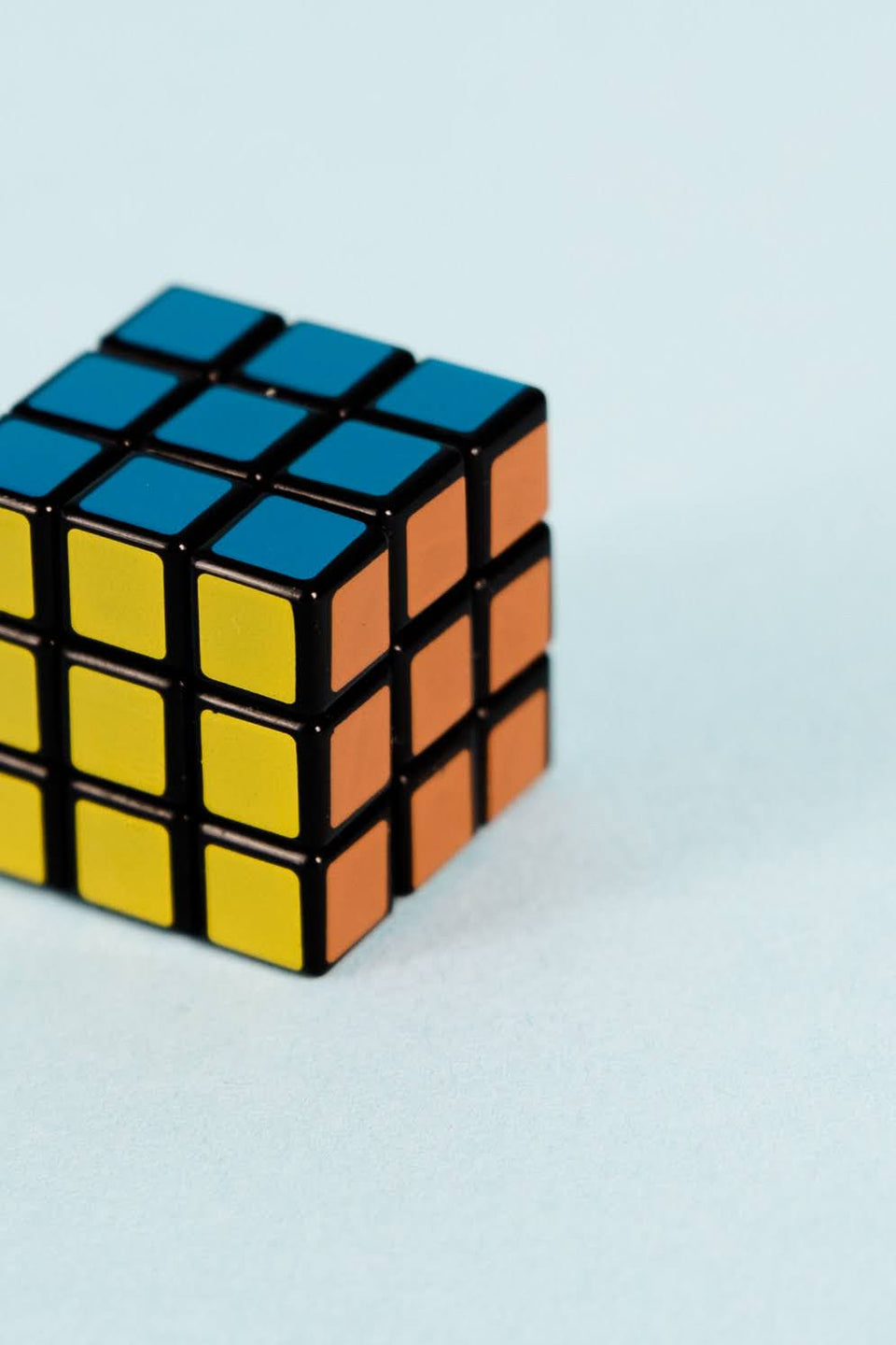 World's Smallest: Rubik's Cube 3x3