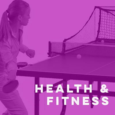 Table Tennis Health & Fitness