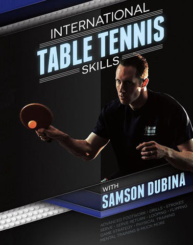 International Table Tennis Skills DVD