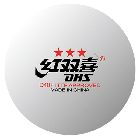 DHS 3-Star Cell-Free Dual D40+ Balls
