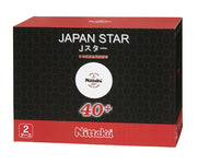 Nittaku Japan Star 40+ (2 dozen)