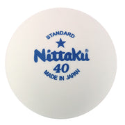 Nittaku 1-Star 10 Dozen bulk bag