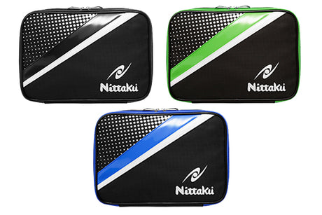 Nittaku Polka Double Rectangular Case