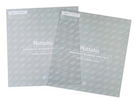 Nittaku Adhesive Rubber Protect sheets