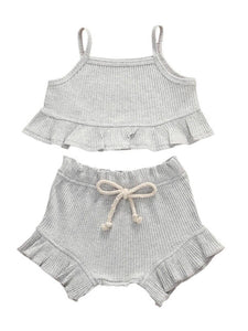 Heather Grey Set