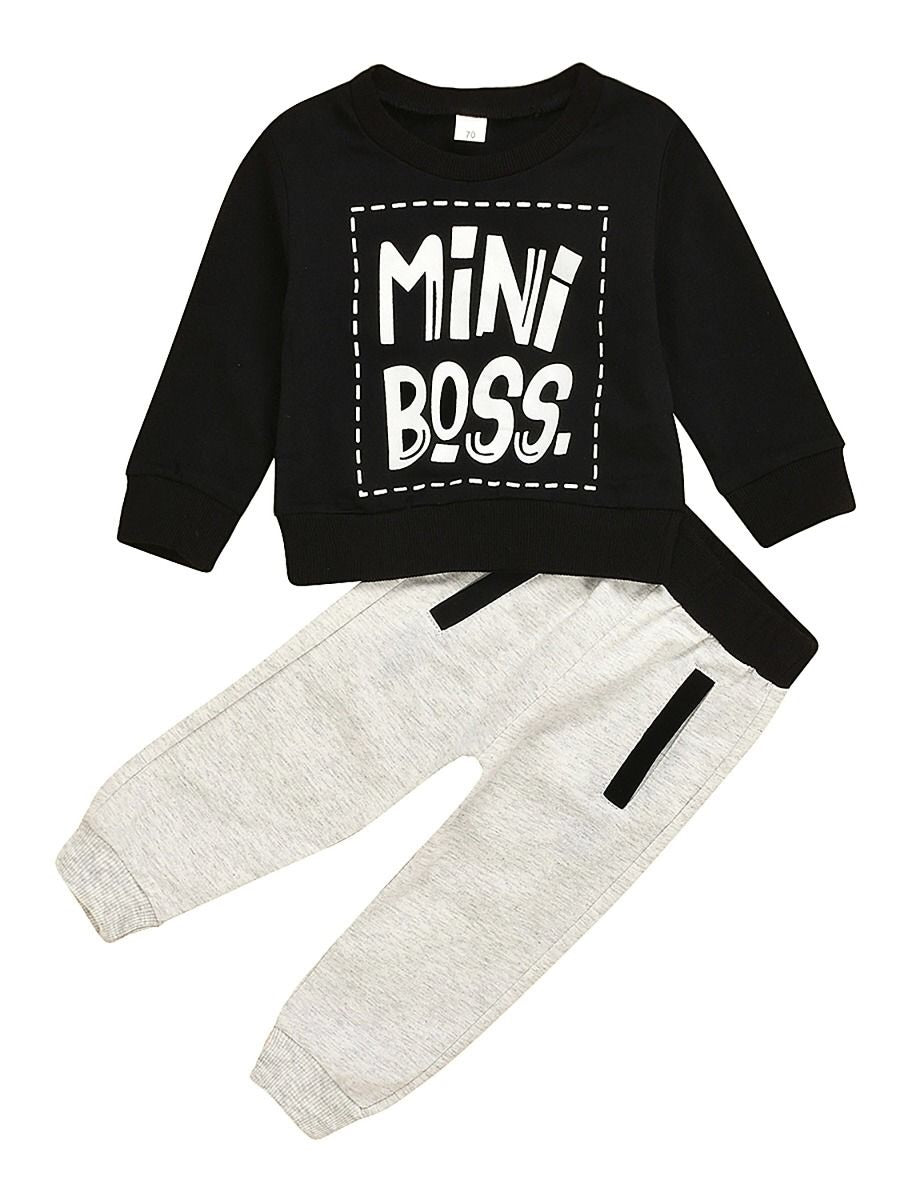 Mini Boss Fall Set