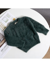 Load image into Gallery viewer, Soft Shaggy Sweater