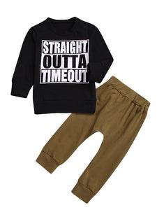 Straight Outta Timeout Set