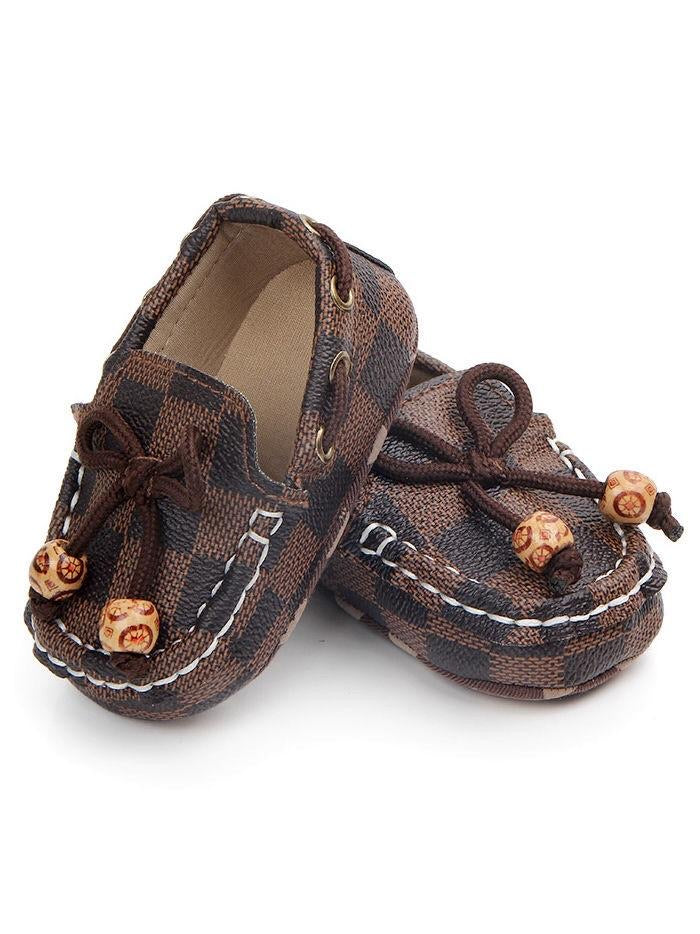 Brown Louie Loafers