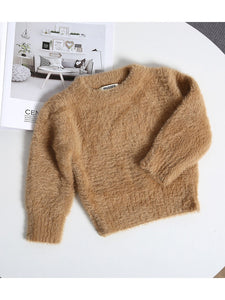 Soft Shaggy Sweater