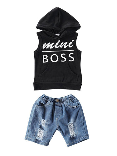 Mini Boss Summer Set