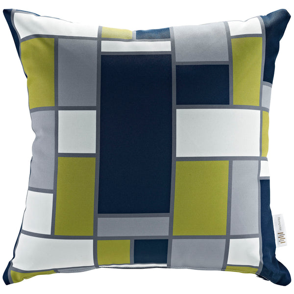 Modway  Outdoor Patio Single Pillow in Rectangle