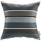Modway  Outdoor Patio Single Pillow in Stripe