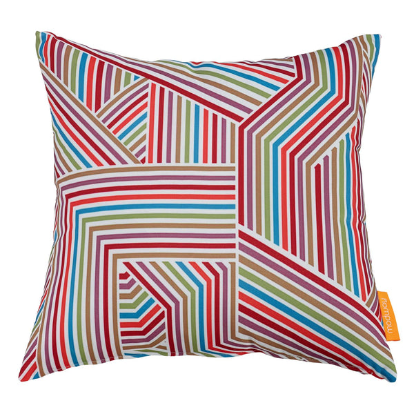 Modway  Outdoor Patio Single Pillow in Tapestry