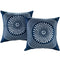 Modway  Two Piece Outdoor Patio Pillow Set in Cartouche
