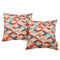 Modway  Two Piece Outdoor Patio Pillow Set in Montage