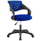 Modway Thrive Mesh Office Chair in Blue
