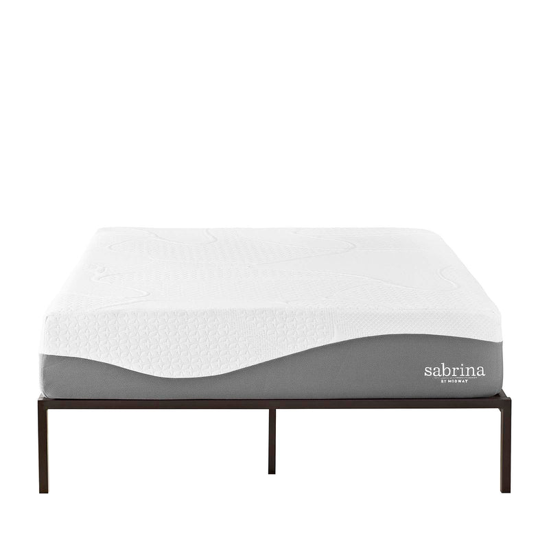 "Sabrina 12"" King Mattress    by Modway"