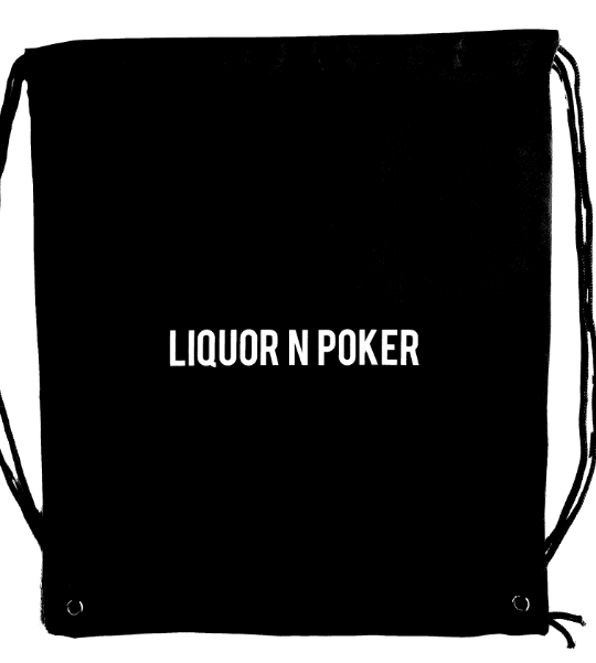 LIQUOR N POKER - KIT BAG - Liquor N Poker  Liquor N Poker