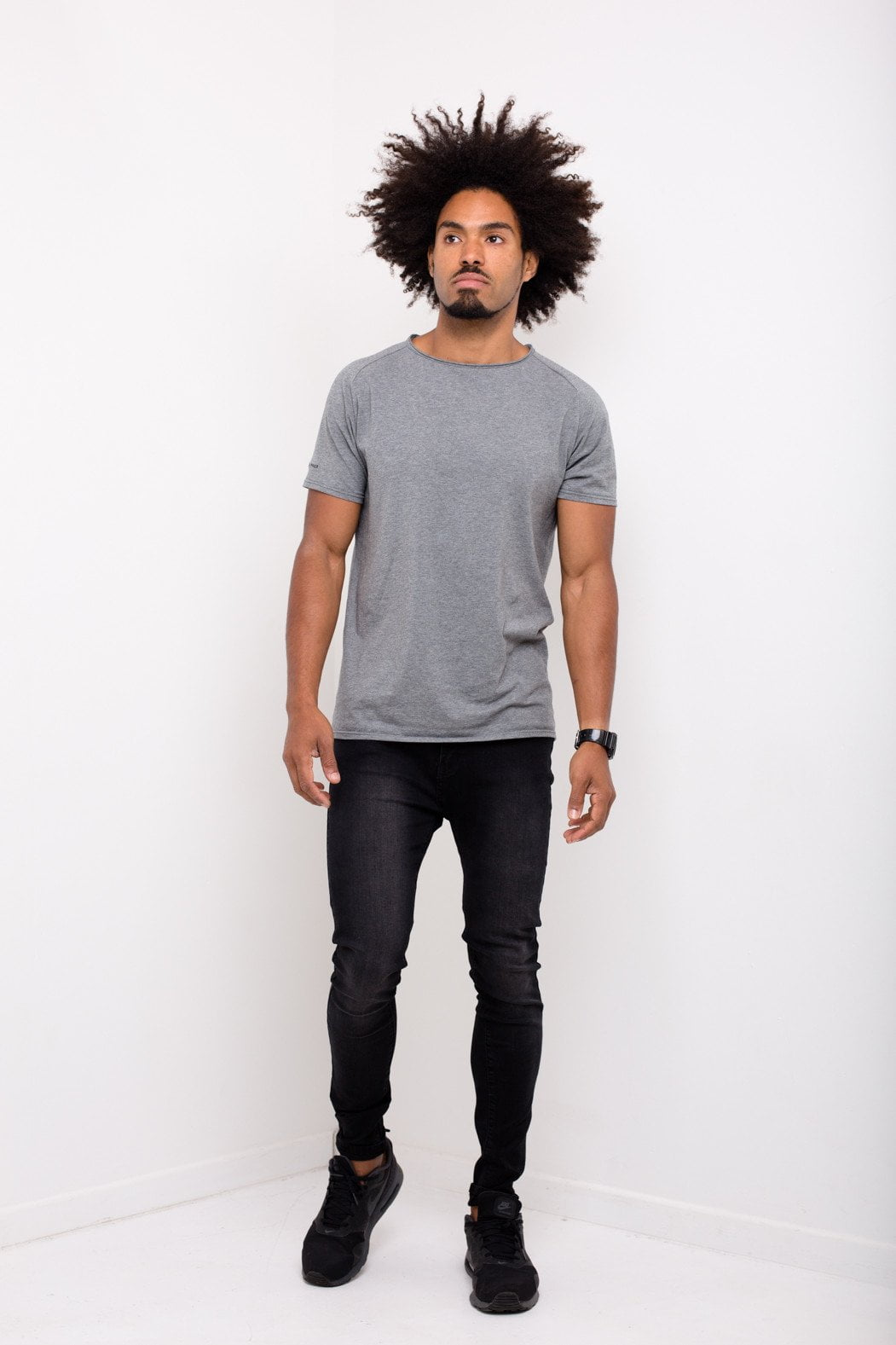 Liquor n Poker - Hendricks black washed super skinnies - Liquor N Poker  Liquor N Poker
