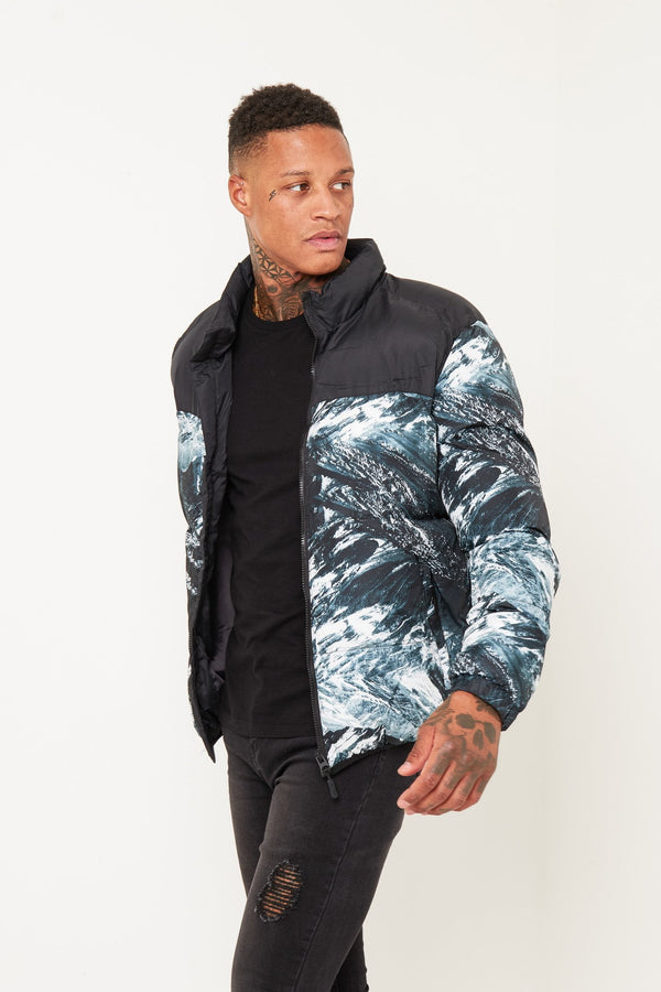 TAHOE ICE PUFFA JACKET