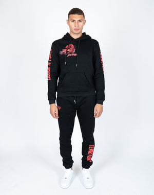 Liquor n Poker - UNISEX Territory jogger in black