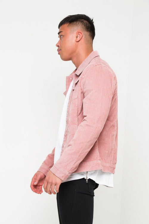Nevada Pink Corduroy Jacket