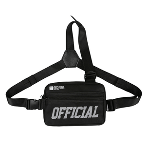 Load image into Gallery viewer, Liquor n Poker OFFICIAL Utility over head chest bag