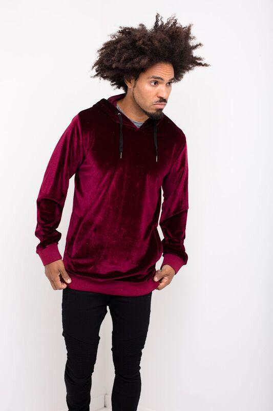 Liquor n Poker - Velour Hoody