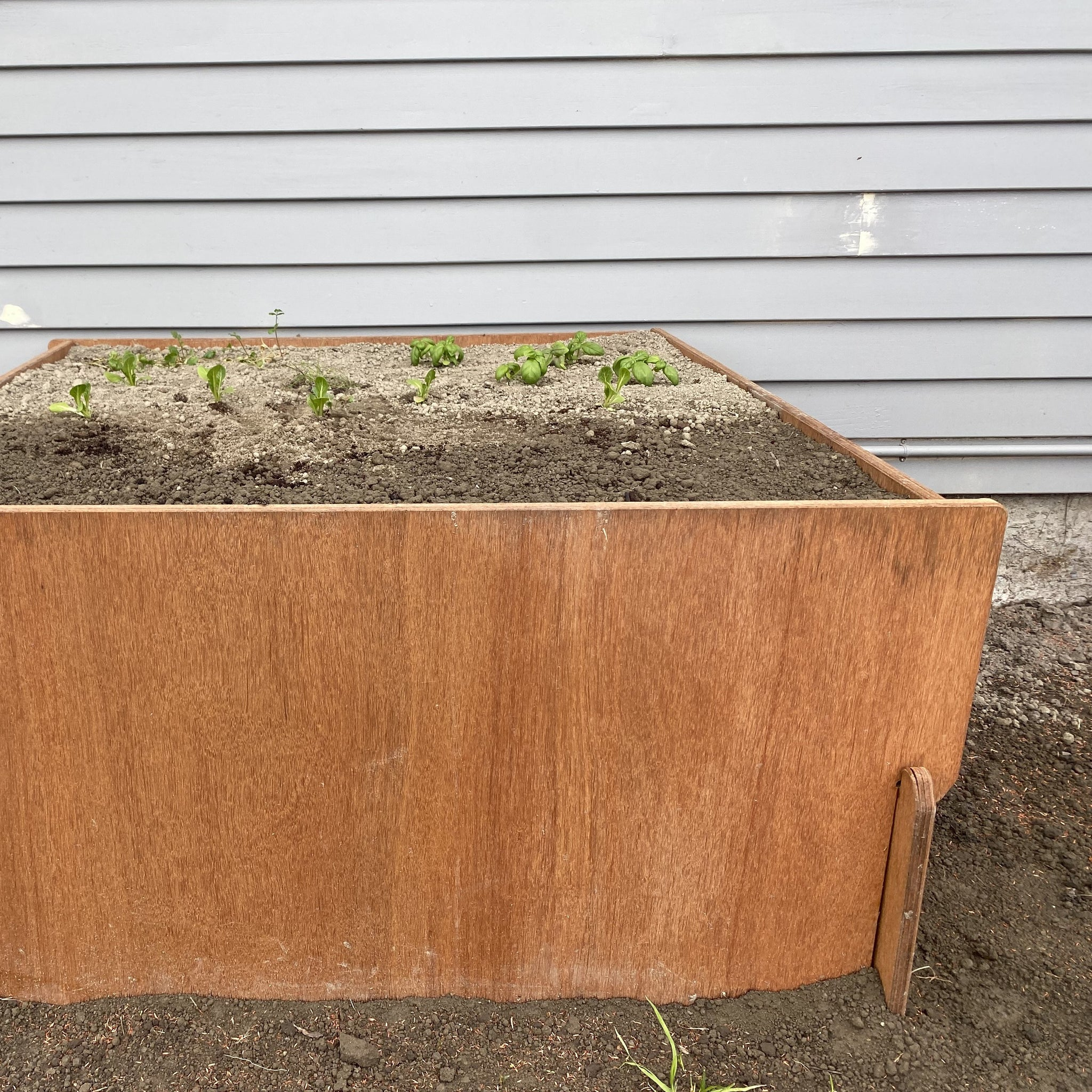 Kitset Planter Box Tall - 560mm