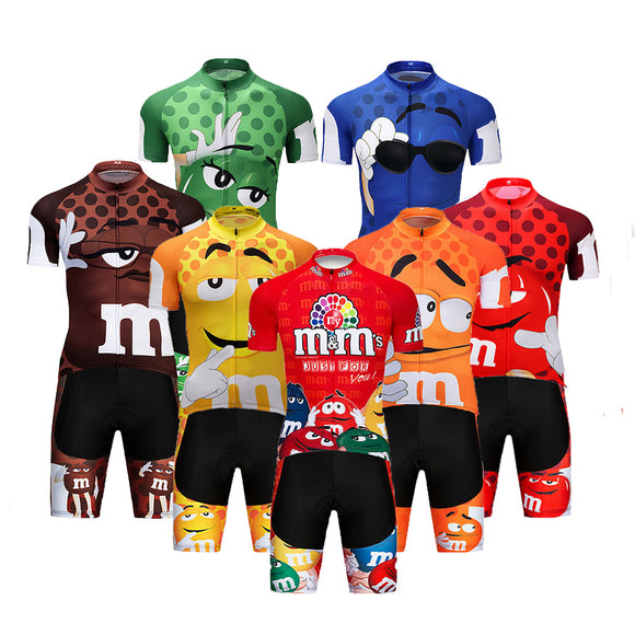 Funny Cycling Set Ropa Ciclismo Bicycle Wear - all4detox