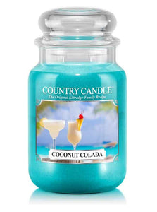 Coconut Colada Large Jar Candle