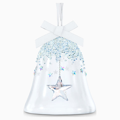NEW BELL ORNAMENT, STAR, LARGE