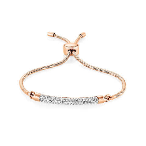Buckley London, Hampton Bracelet - Rose Gold