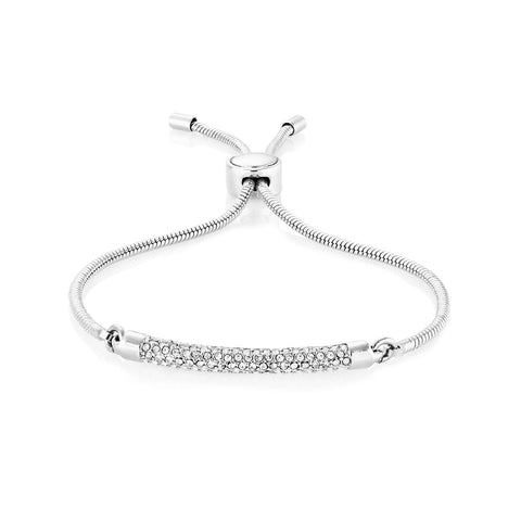 Buckley London, Hampton Bracelet - Silver